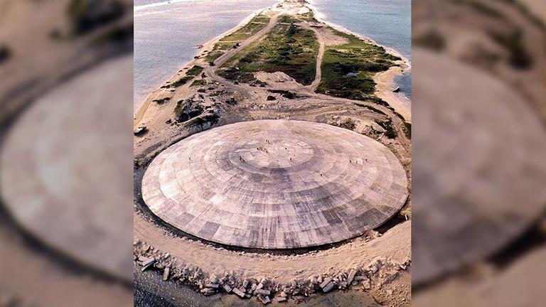 """РТ: """"Нуклеарни ковчег"""" из Хладног рата пропушта радиоактивни отпад од америчких тестирања у Тихи океан - Гутереш"""