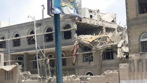 Више десетина рањених у главном граду Јемена током напада арапске коалиције