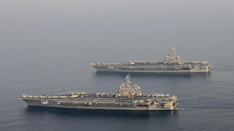 РТ: Америчка флота у Заливу у домету ракета кратког домета - Револуционарна гарда Ирана