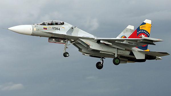 Каракас почео да купује руске војне авионе