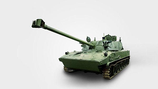 Новo самоходнo оружје за десантне снаге