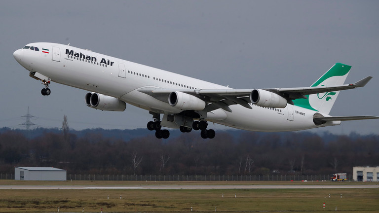 """РТ: САД упозориле авиокомпаније да ризикују """"погрешну процену или погрешну идентификацију"""" изнад Персијског залива"""