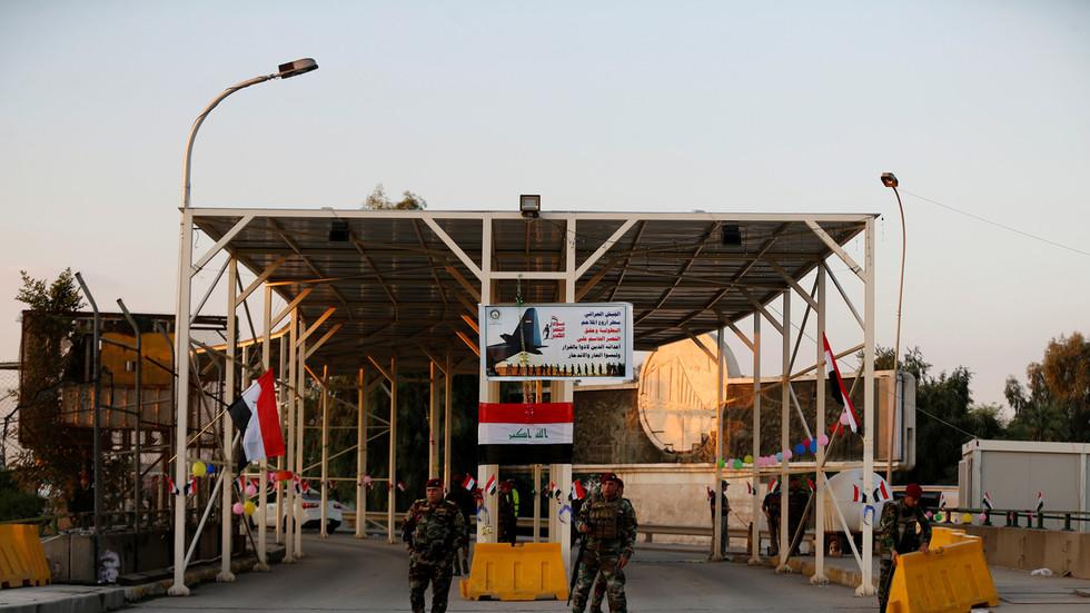 """RT: Raketa """"kaćuša"""" pala u Zelenu zonu u Bagdadu gde se nalazi ambasada SAD"""