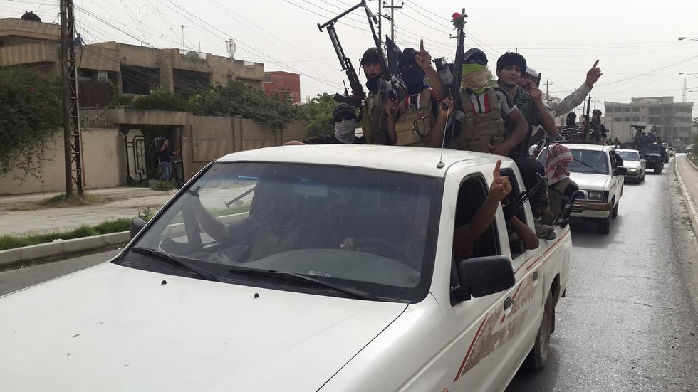 РТ: 5.000 терориста у Авганистану близу границе са ЗНД-ом - ФСБ