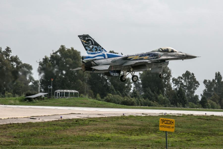 Грчки авиони извршили прве пробне прелете ради чувања ваздушног простора Северне Македоније