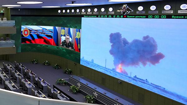 """Стратешке ракетне снаге Русије почеле да добијају системе """"Авангард"""""""