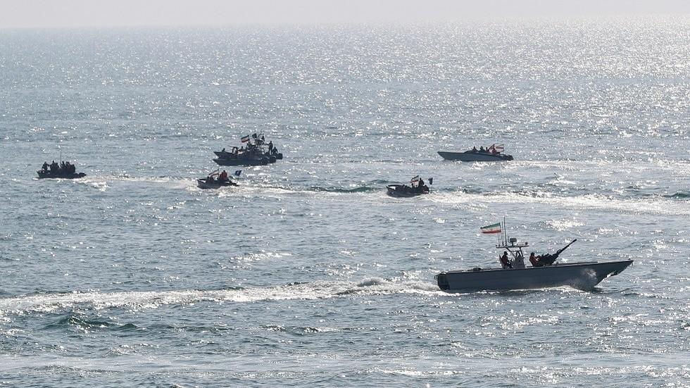 РТ: Персијски залив под потпуном контролом Ирана - Револуционарна гарда
