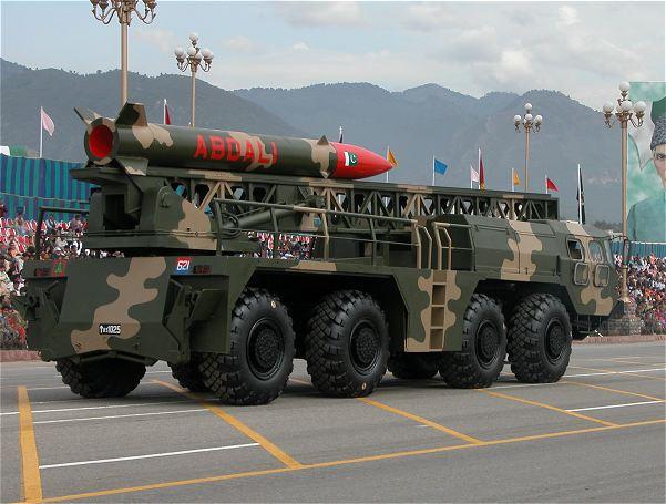 Pakistan testirao balističku raketu