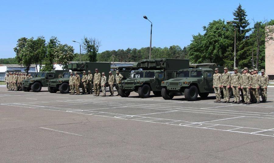САД испоручиле Украјини два артиљеријска радара који ће се користии у Донбасу