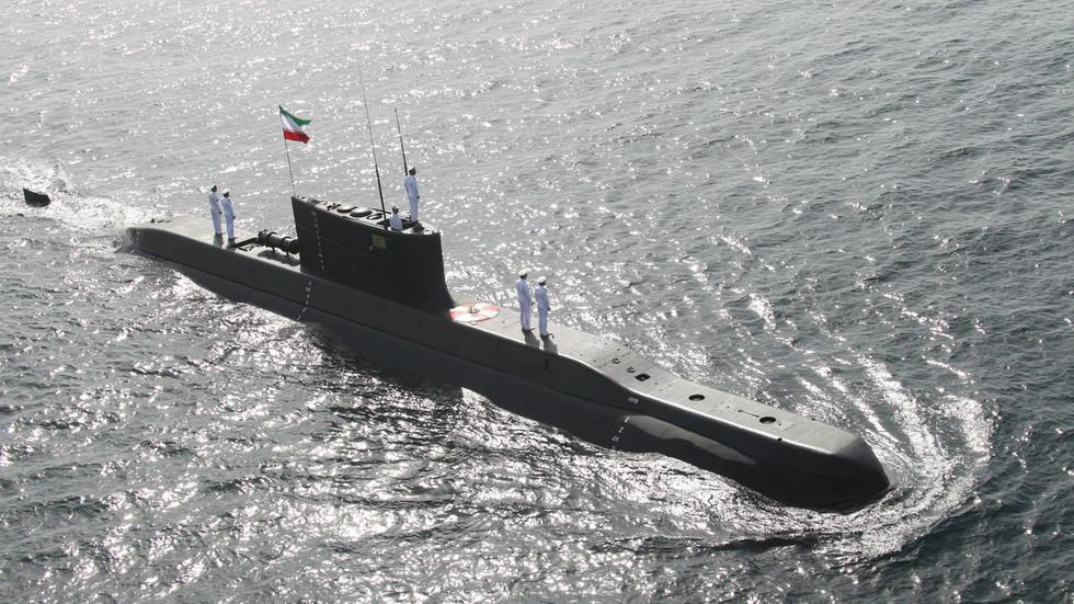 """РТ: Иран може потопити америчке бродове са """"новим тајним оружјем"""", упозорава ирански генерал"""