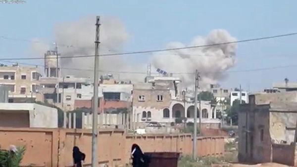 Милитанти у Сирији настављају са гранатирањем