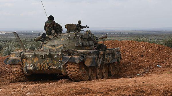 Сиријска војска ослободила стратешки важно насеље Кафр Набуду у провинцији Хама