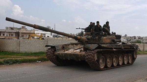 Сиријска војска одбила напад терориста у Хами