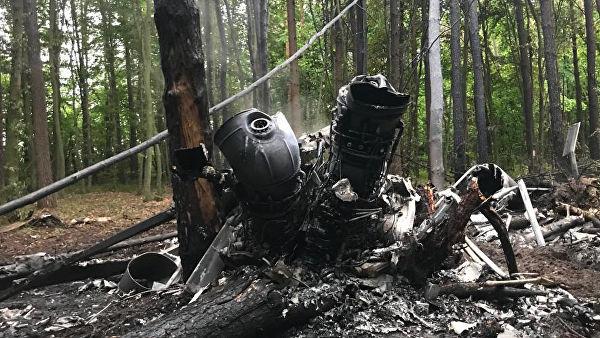 Срушио се украјински војни хеликоптер