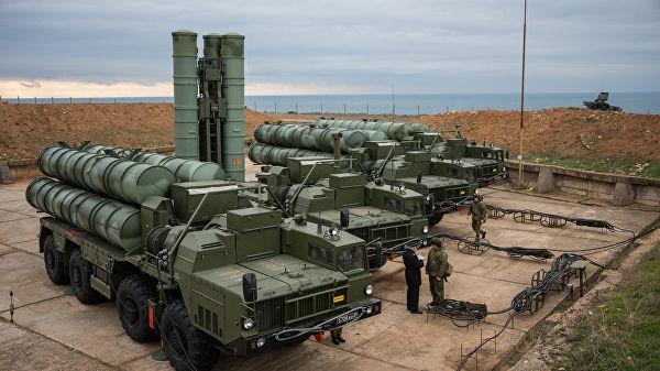 Испорука ПВО система С-400 Турској ушла у фазу реализације