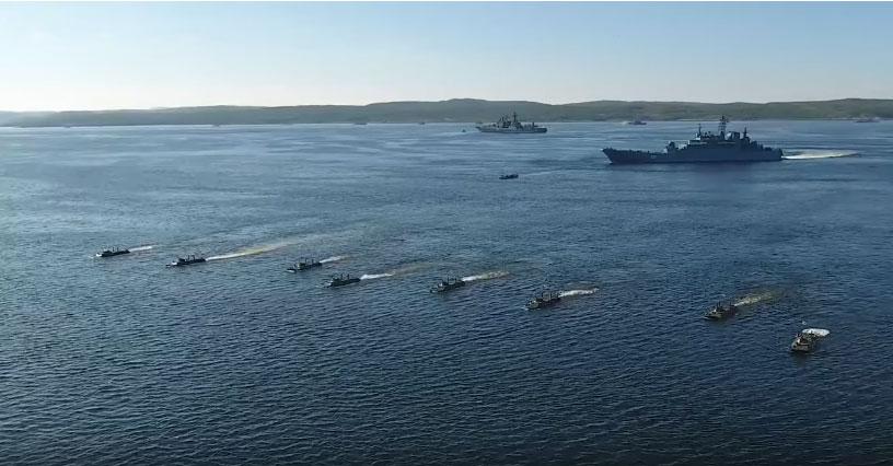 Северна флота слави 286 година постојања