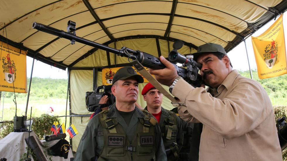 РТ: Русија негира повлачење стручњака из Венецуеле - сарадња ће се проширити