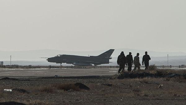 Сиријска авијација дејствовала по терористима
