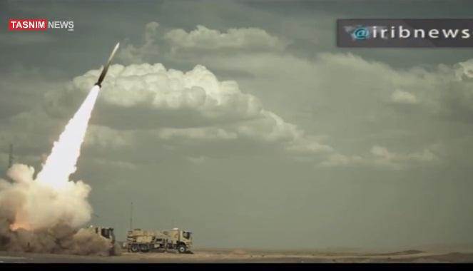 Иран представило ПВО систем домаће производње