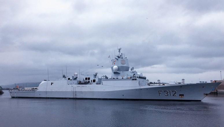 НАТО маневри на Балтику