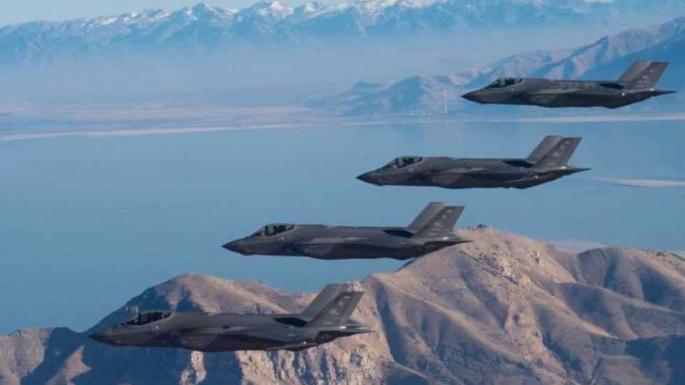 РТ: Турским пилотима забрањена обука на авиона Ф-35 - Пентагон