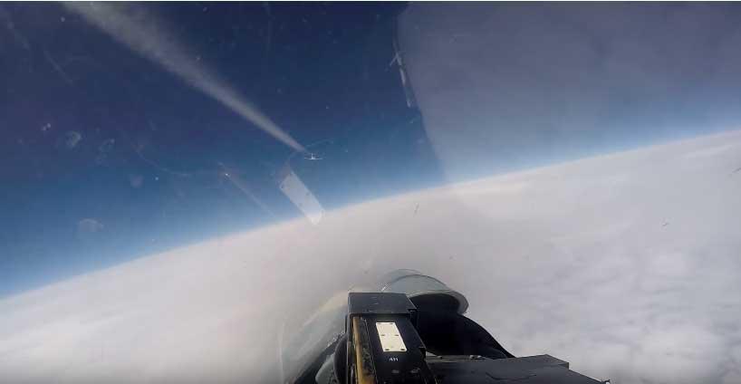 Руски Су-27 пресрео два извиђаћка авиона САД-а и Шведске