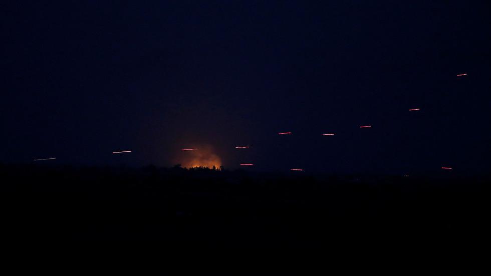 РТ: Сирија одбила ракетни напад Израела на радарске инсталације