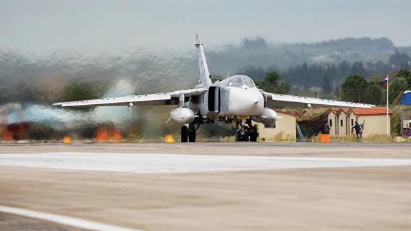 Руска авијација нанела ударе по позицијама терориста у Идлибу