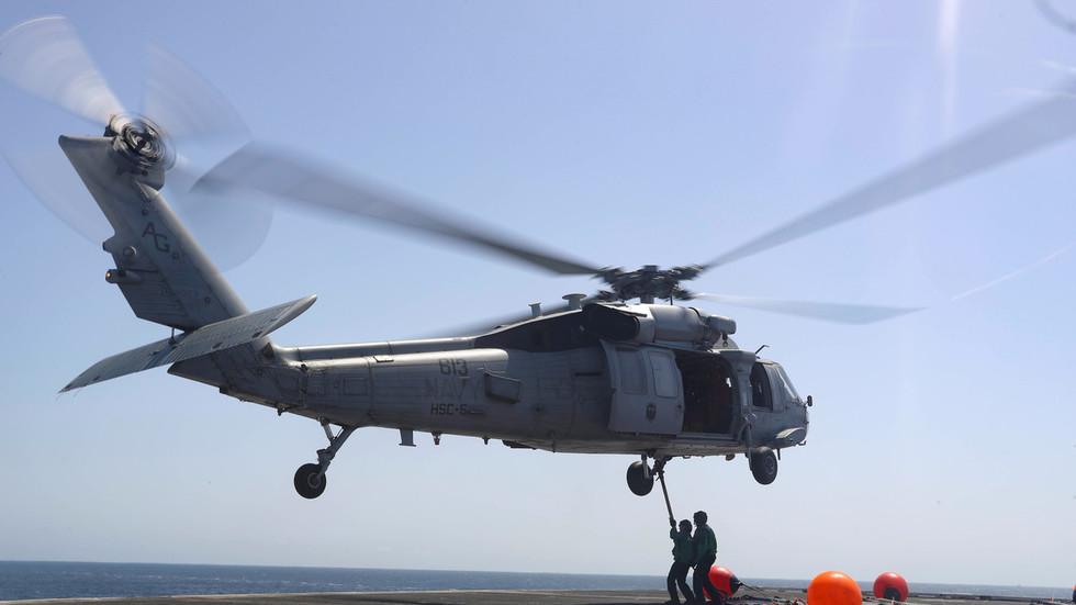 РТ: САД шаљу додатни 1.000 војника на Блиски исток - Пентагон