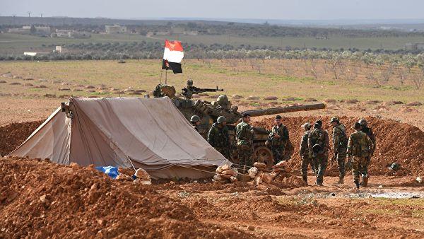 Сиријска војска одбила два напада милитаната