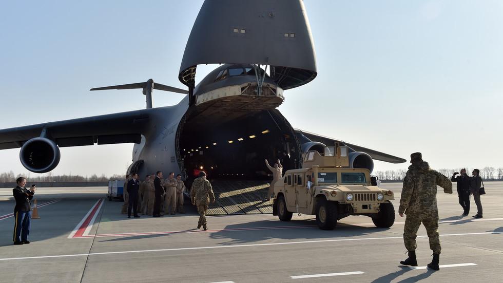 РТ: Пентагон најавио војну помоћ Украјини у вредности од 250 милиона долара