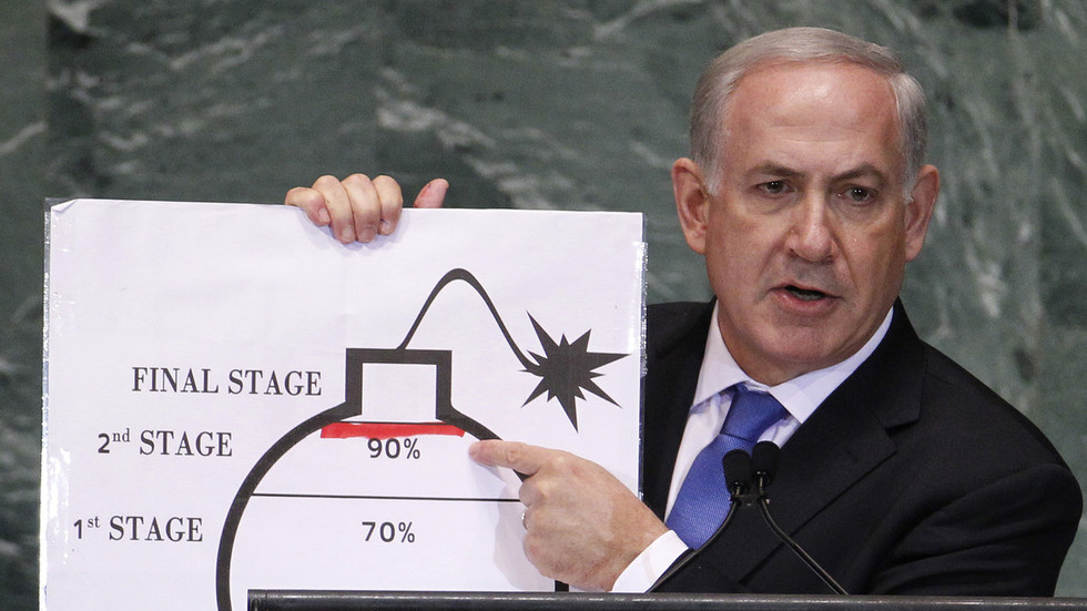 RT: Izrael ima 80-90 nuklearnih bombi, navodi se u izveštaju SIPRI-a, dok Tel Aviv optužuje Iran za nuklearnu opsesiju