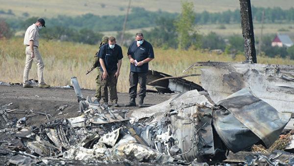 Међународни истражни тим опружио три Руса и једног Украјинца за обарање малезијског авиона изнад Донбаса