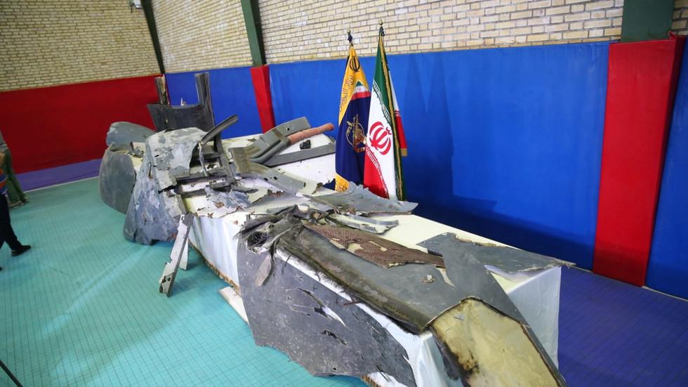 РТ: Иран се суздржао од обарања америчког авиона са 35 људи који је летео заједно с обореним дроном - ирански командант