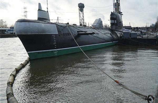 МО Русије објавило тендер о утилизацији украјинске подморнице