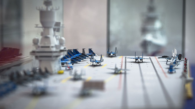 Представљен пројекат лаког носача авиона