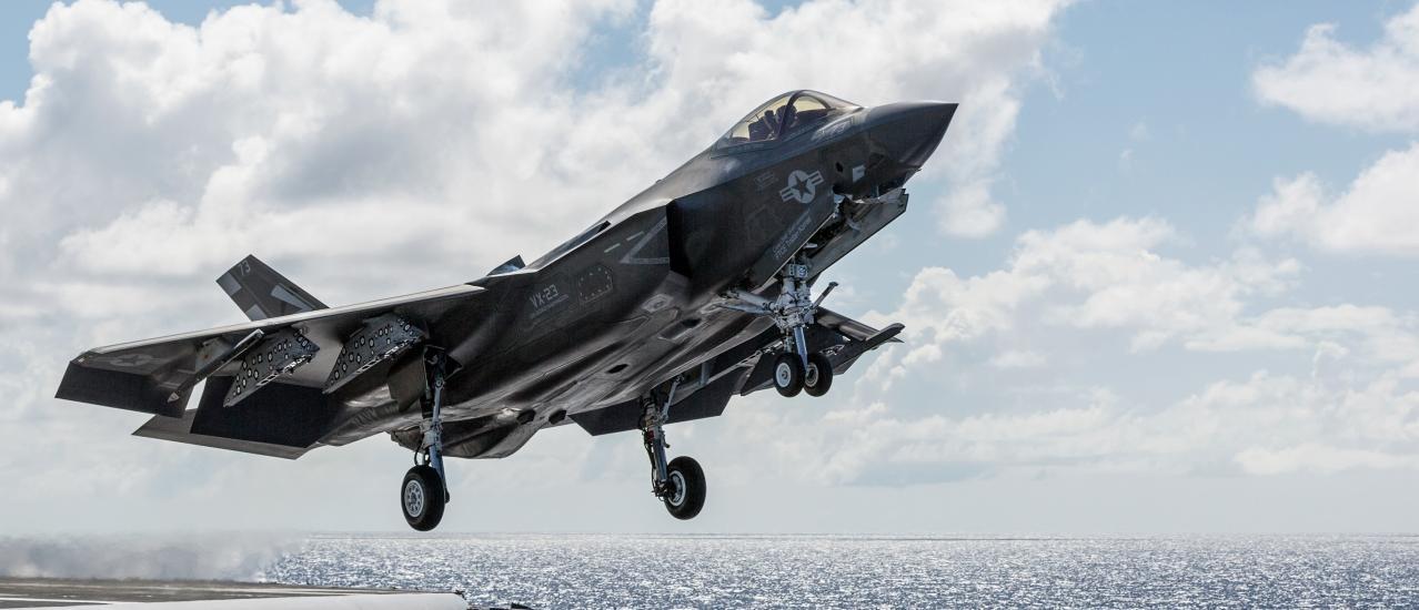 Пентагон: Турска неће добити авионе Ф-35 ако купи руске ПВО системе С-400