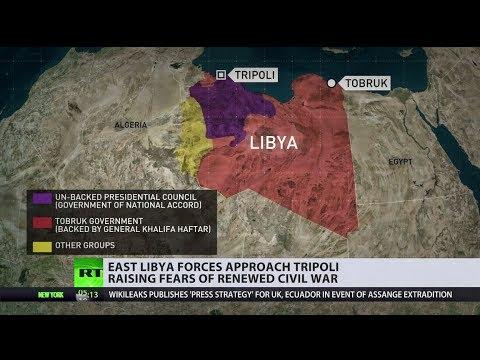 Либијска национална армија добила наређење да напада турске бродове