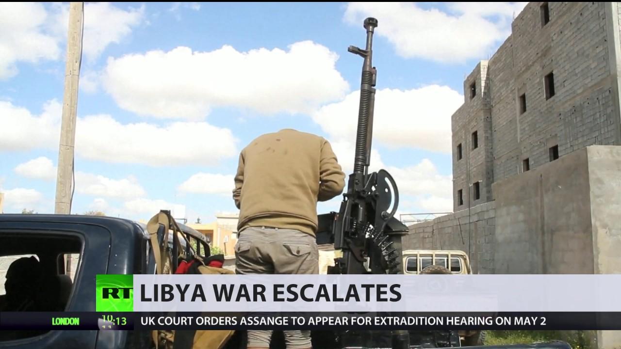 Либијска национална армија ухапсила шесторицу турских држављана