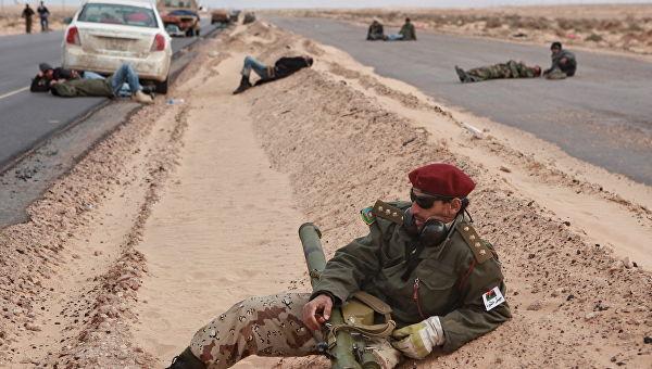 Ваздушни напад на мигрантски камп у предграђу Триполија