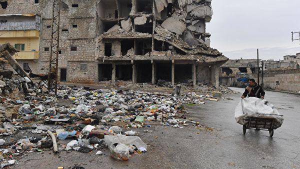 Терористички напад у Сирији
