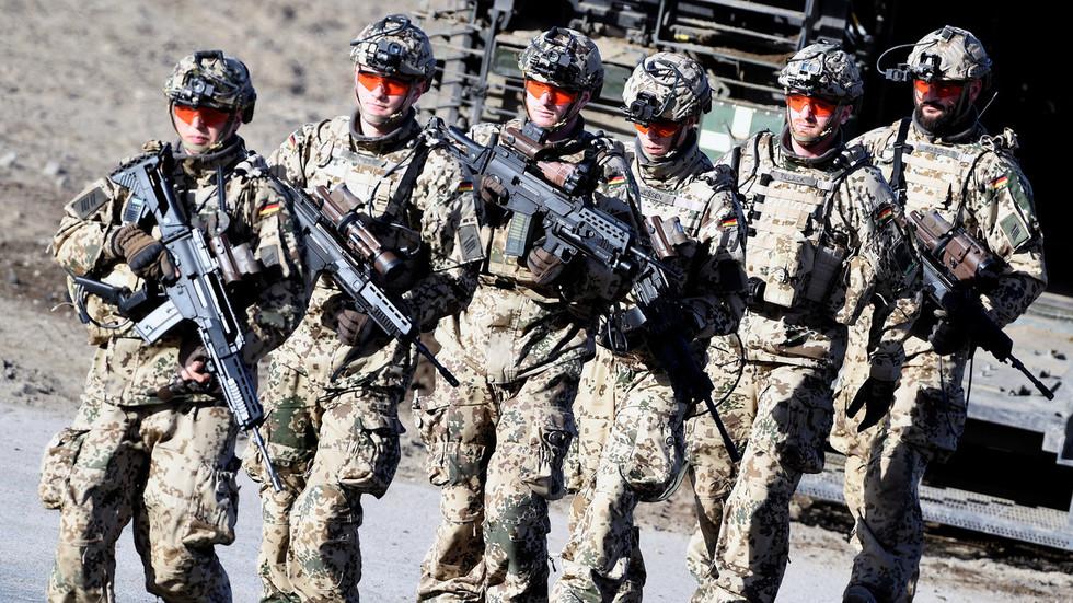 РТ: Вашингтон жели да немачке трупе попуне празнину у Сирији након одласка Американаца