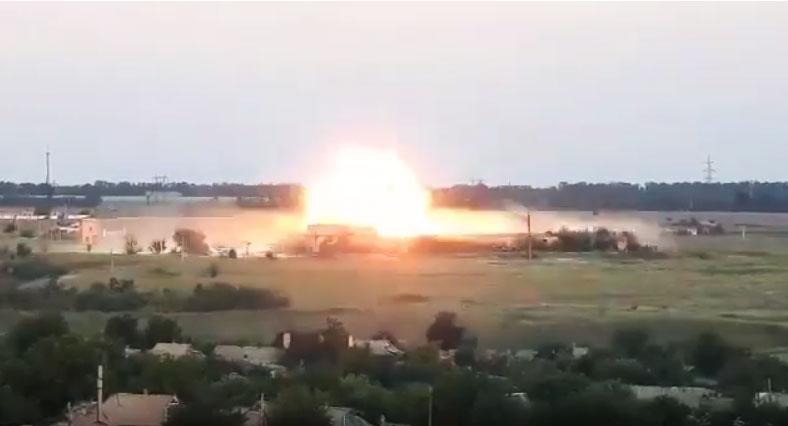 Разарање до темеља: Уништавање положаја украјинских снага од стране снага ДНР-а
