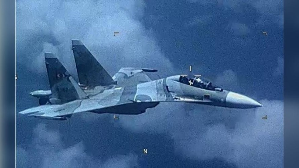 """РТ: САД се пожалиле да је авион Венецуеле """"агресивно пратио"""" њихов шпијунски авион... те окривиле Русију"""
