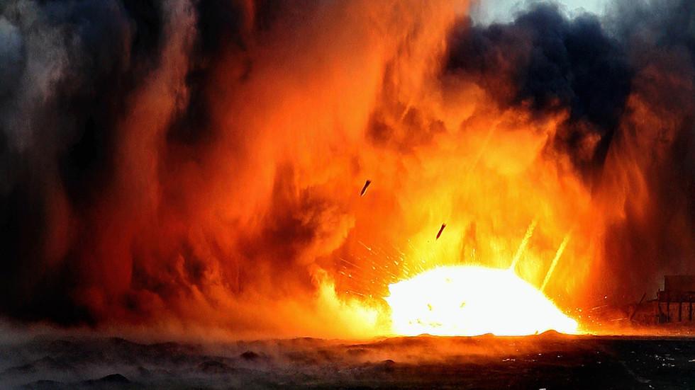 РТ: Израел извео ракетни напад на стратешко брдо у близини Голанске висоварвни - Дамаск