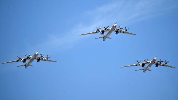 Пекинг: Патроле руских и кинеских стратешких бомбардера нису усмерене против трећих земаља