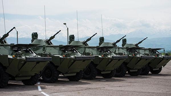 Десет руских оклопних транспортера испоручено Србији