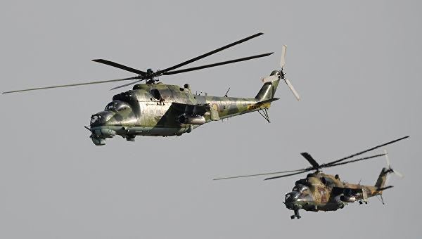 Руски јуришни хеликоптери Ми-35 до краја године у Србији
