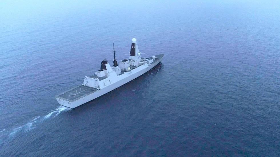 """РТ: Лондон послао додатни ратни брод у Персијски залив како би осигурао """"сигуран пролаз"""" својих пловила"""