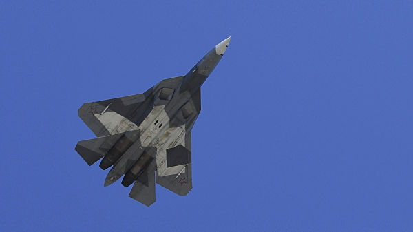 Почела серијска производња авиона Су-57.